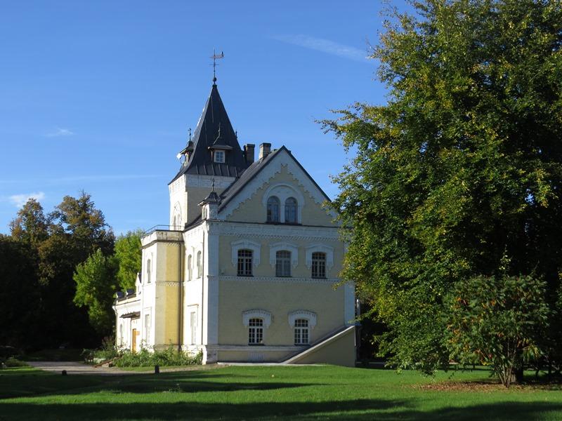 Manor of Dole, location of the Museum of the River Daugava. Author: Lilita Vanaga, 2017.