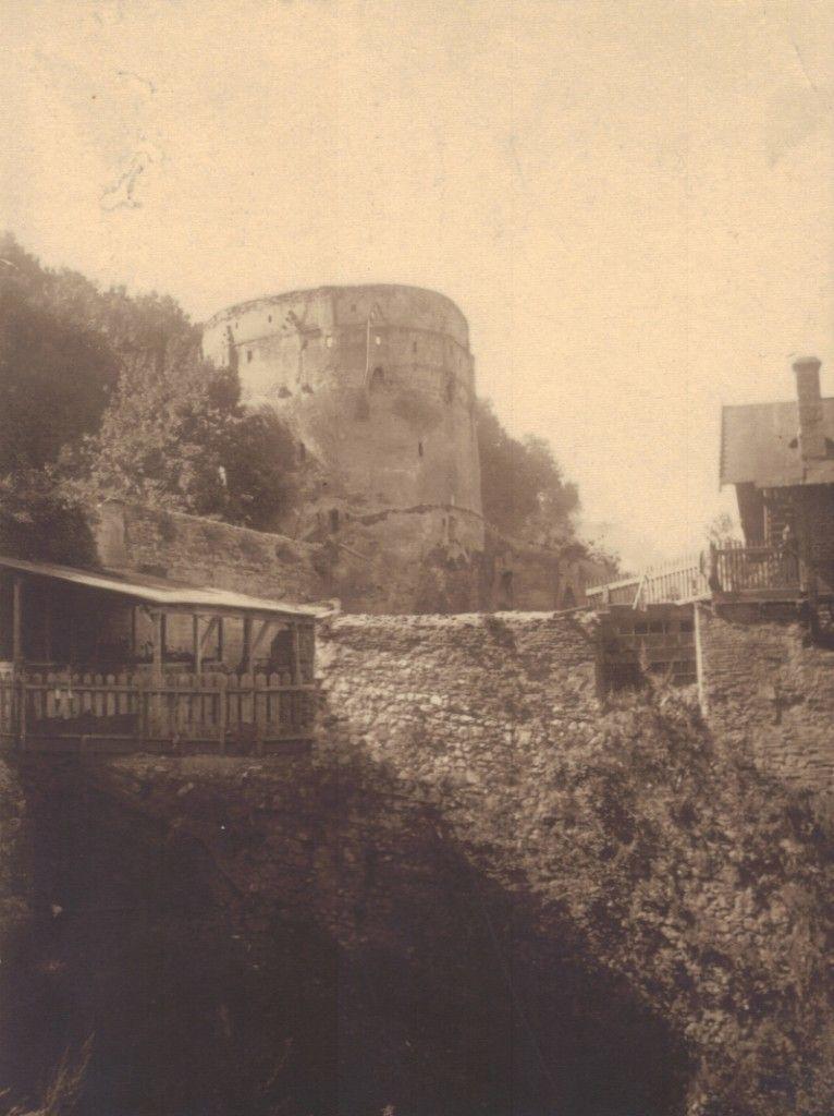 Bastionul Postăvarilor în Braşov în perioada interbelică