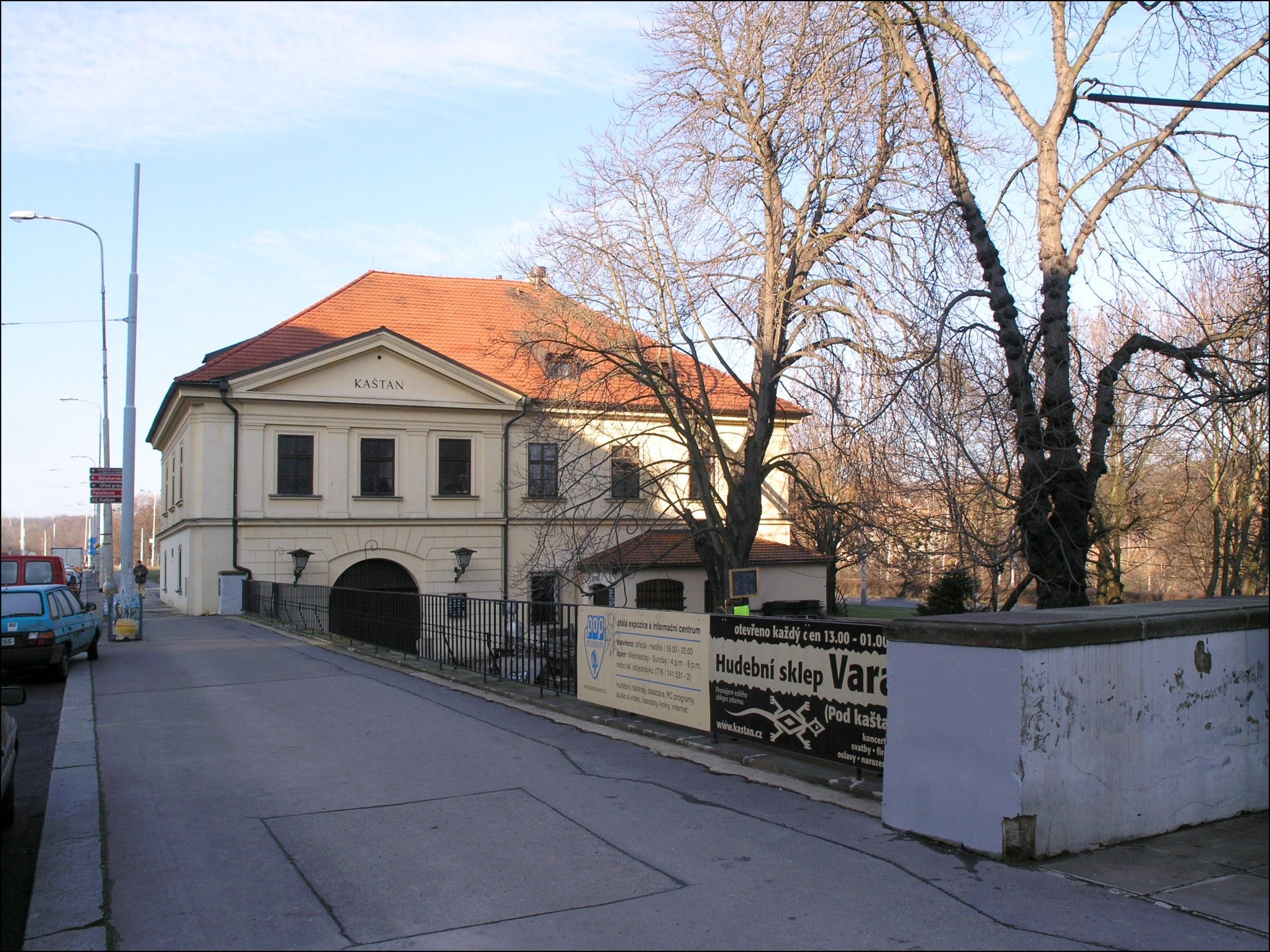 Kulturní dům Kaštan v Praze 6, Břevnově