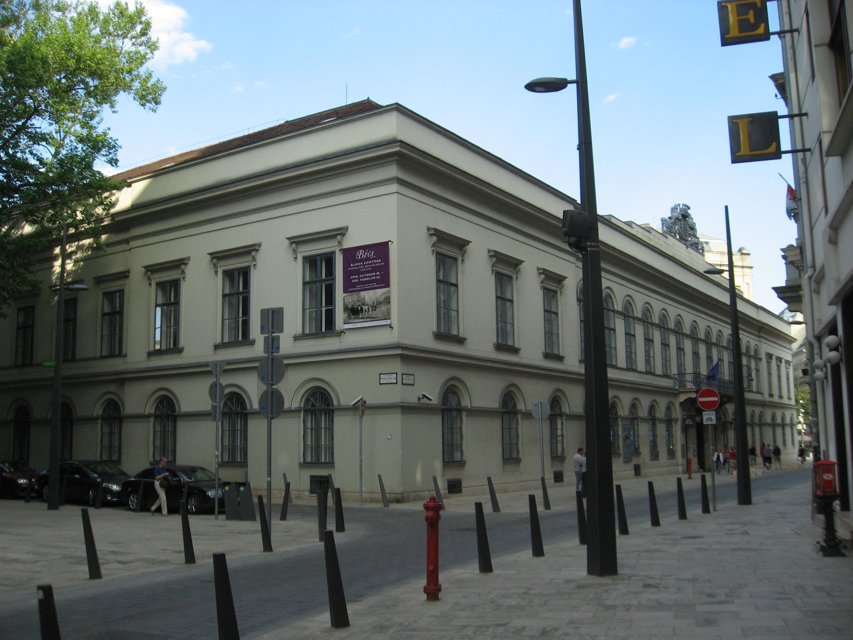 Károlyi Mansion, Corner of Károlyi Mihály street and Ferenczy István street, 2011.