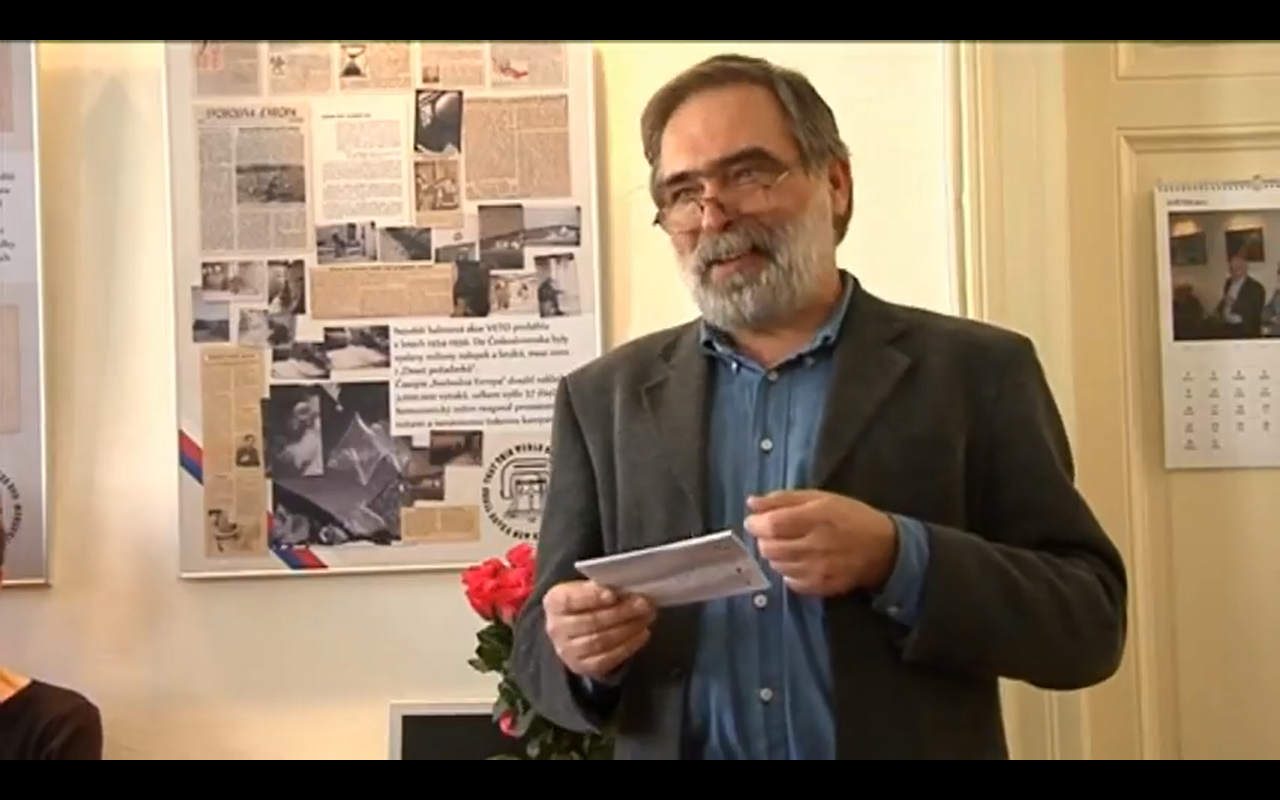 Exhibition: Thank you!!! To sixty years of the Radio Free Europe (2011)