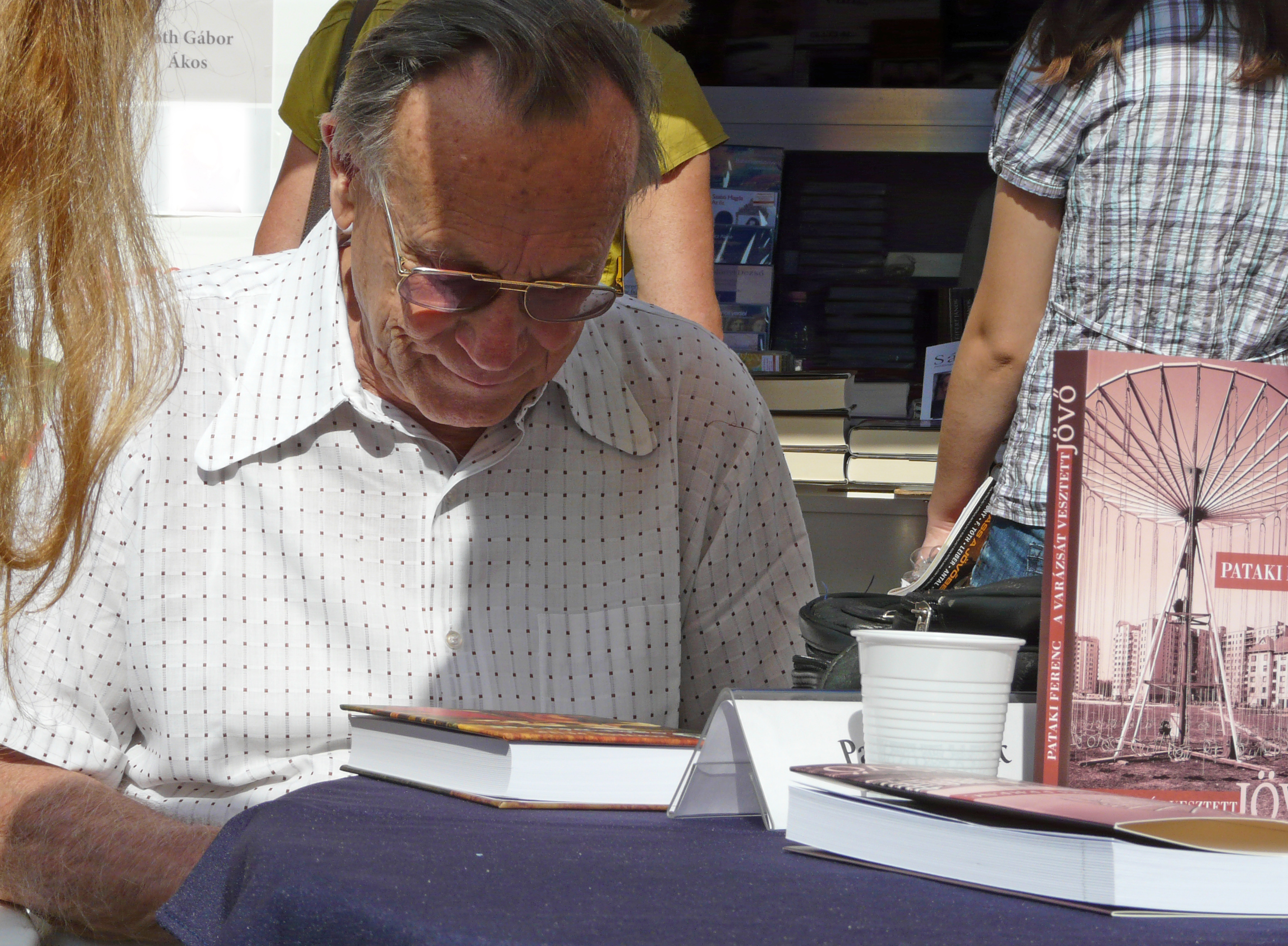Ferenc Pataki, 2011.