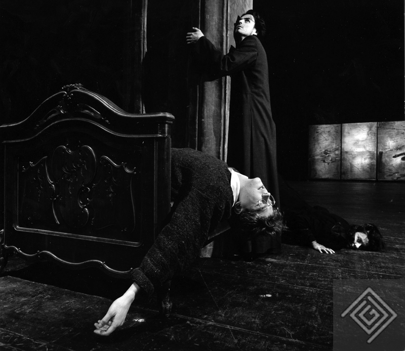 'Dziady' spectacle by Jerzy Grzegorzewski (1987)