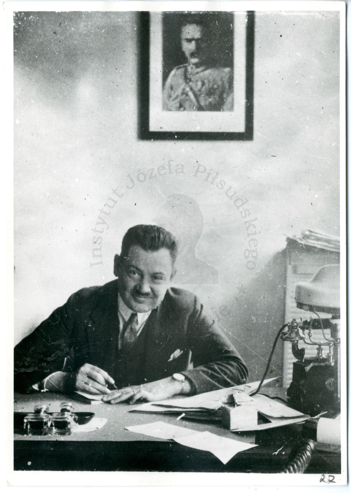 Tadeusz Hołówko, Polish diplomat and politician