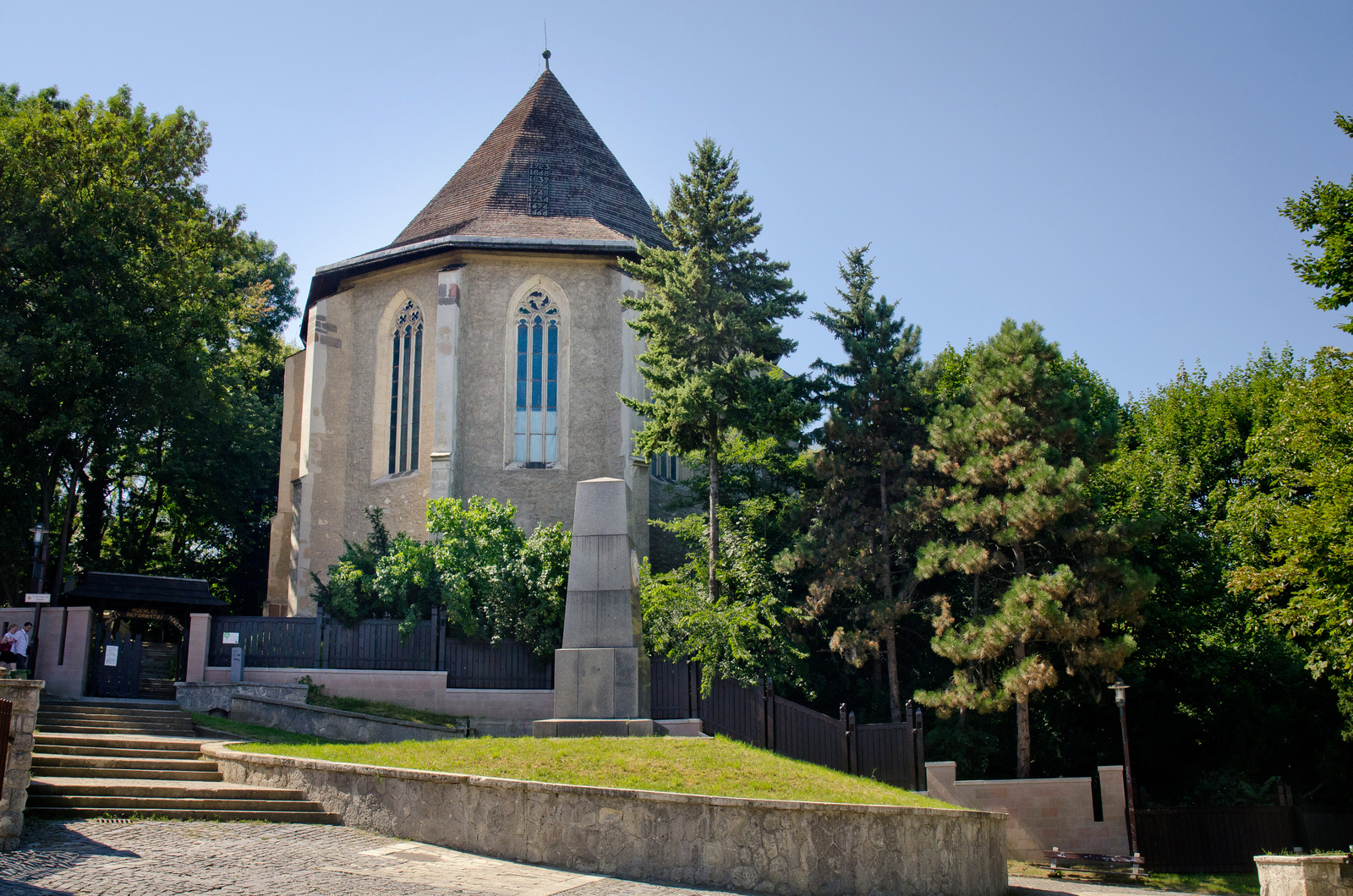 The Reformed Church of Avas (Miskolc), 2011.