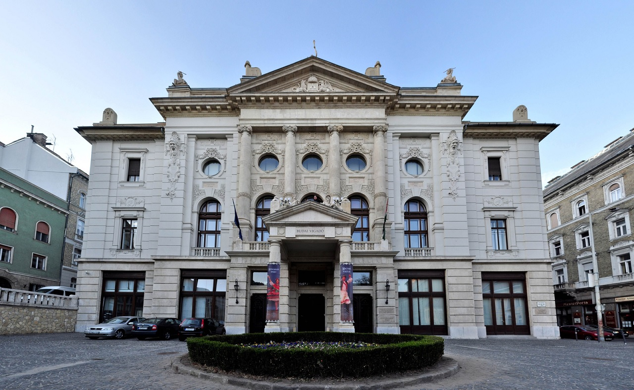 The building of Hungarian Heritage House