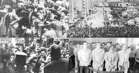 "The picture was taken from Gazeta Blic's article entitled ""The backdrop of the 1981 demonstrations in Pristina""."