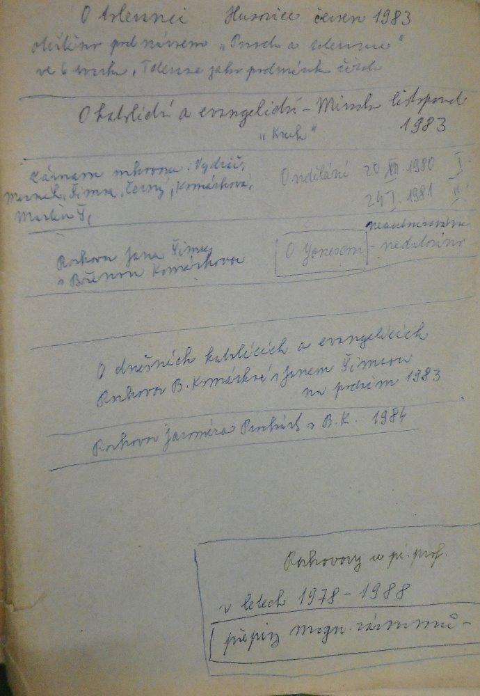 Transcript Illustration