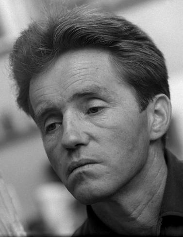 Portrait of Zbyněk Sekal by Karel Kuklík, 1960s