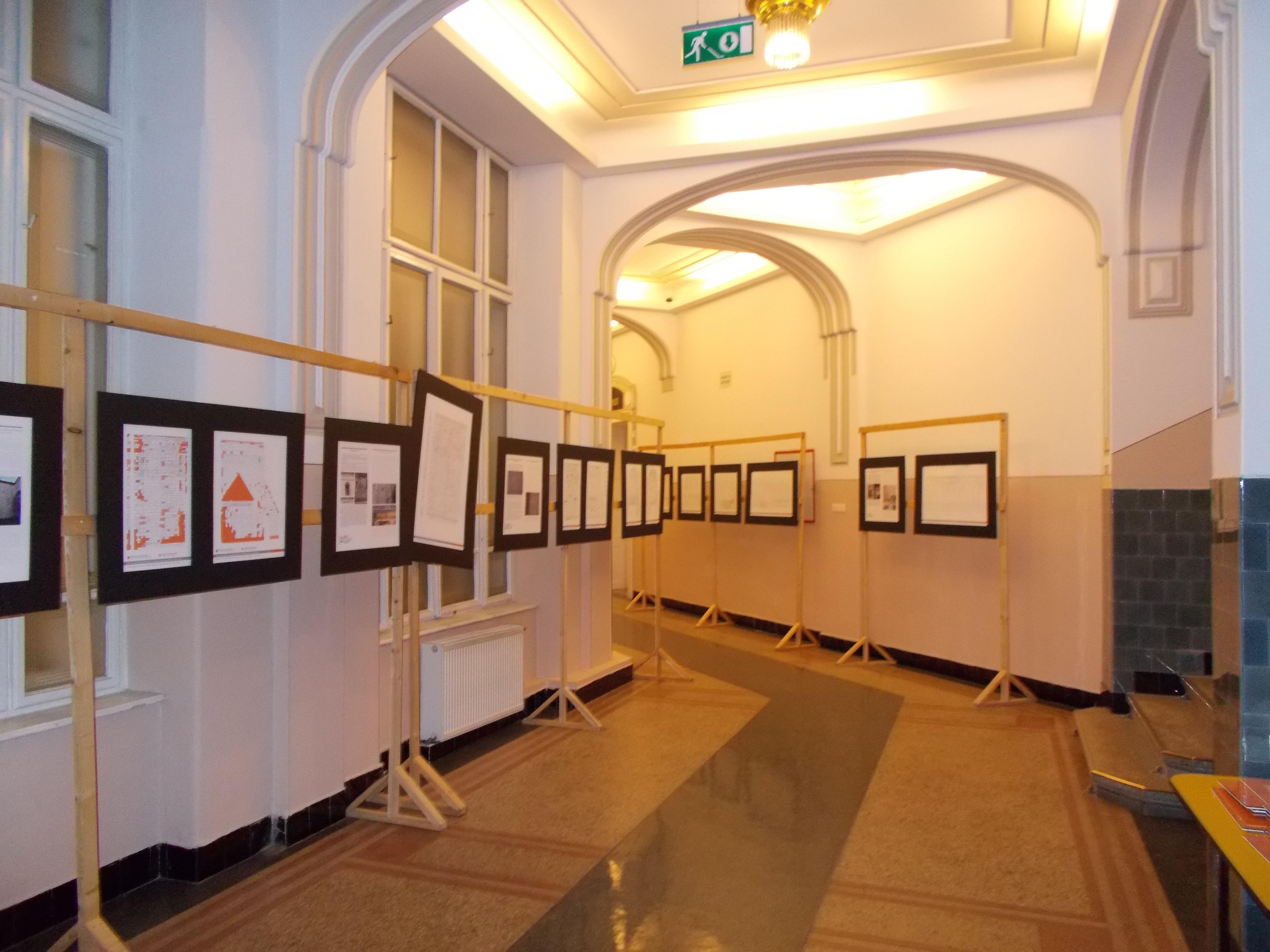 Exhibition at BCU Cluj-Napoca, 2017