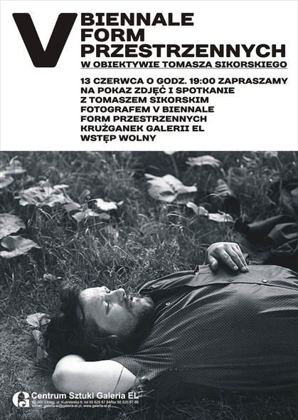 Poster of the event.