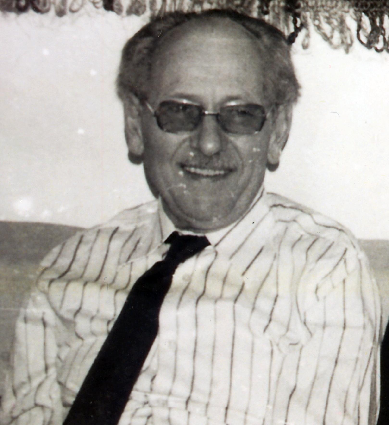 Portrait of Jenő Széll