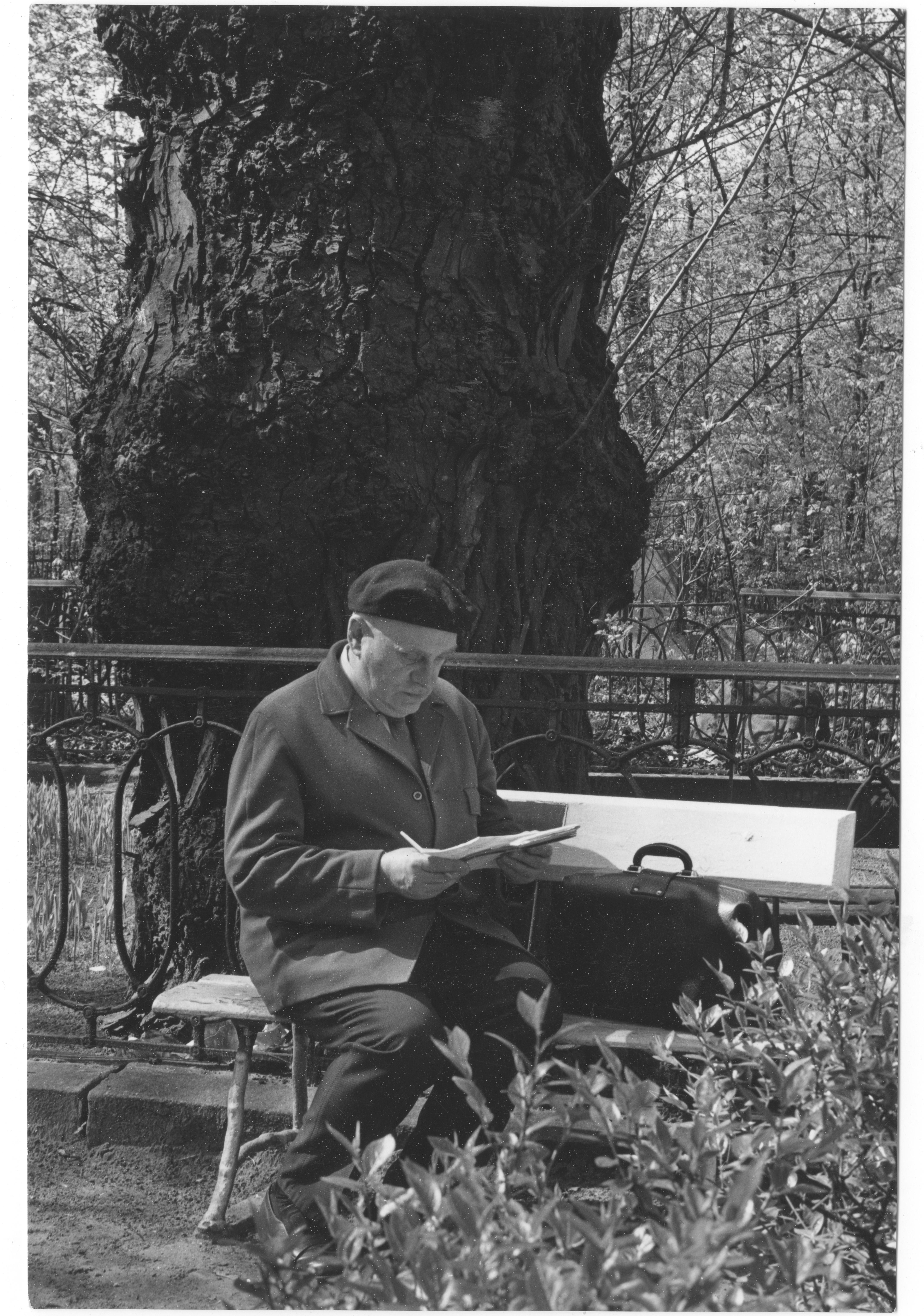 Portrait of Rūdolfs Šīrants. Author of the photo unknown. VRVM 171.681/1