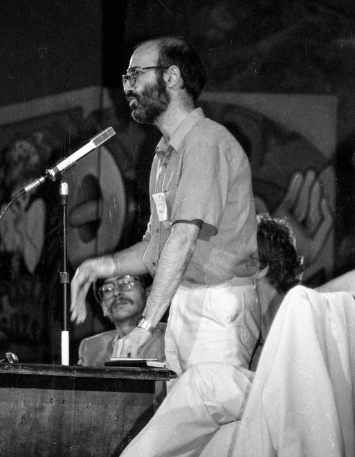 János Kis, 1989.