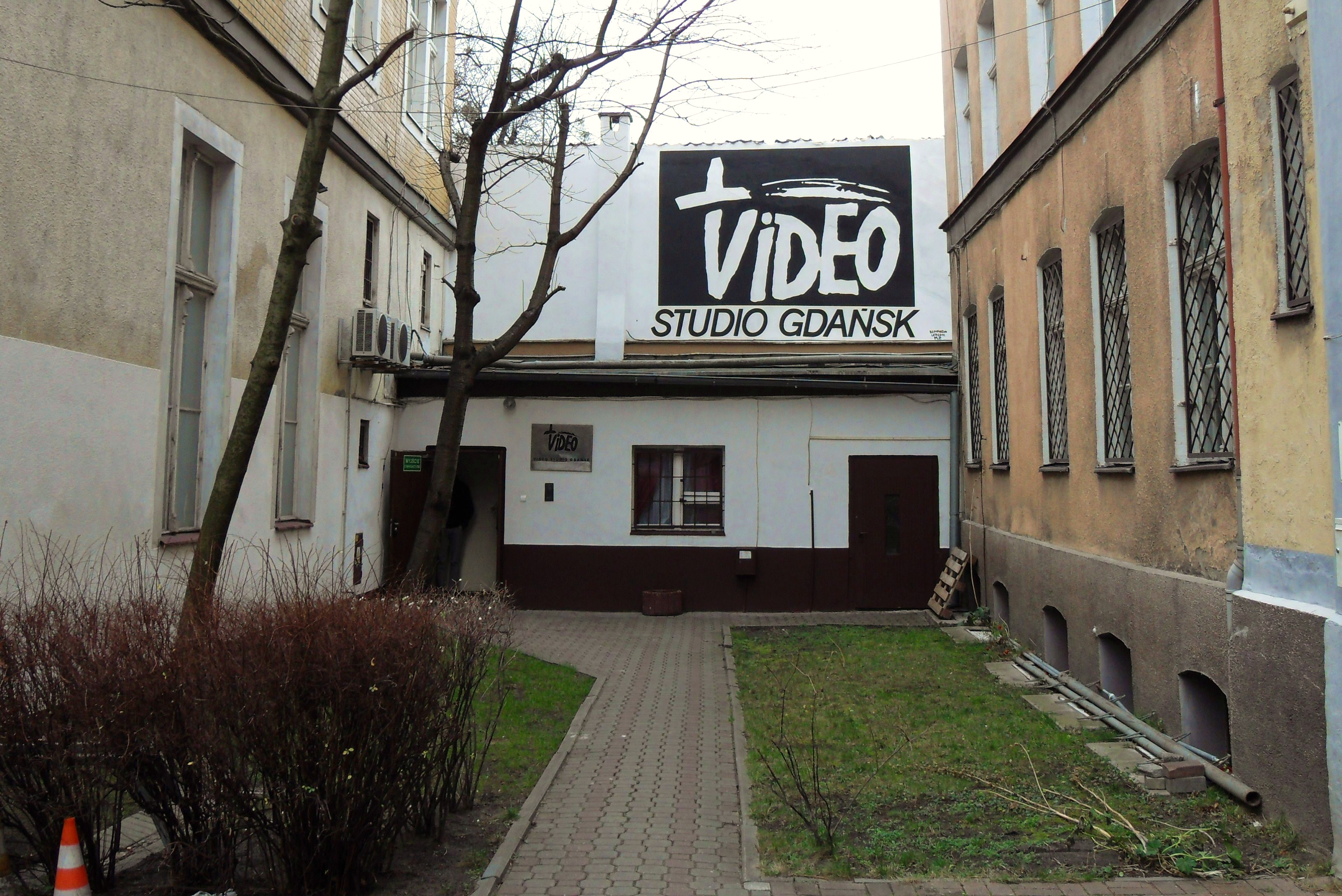 The headquarters of Video Studio Gdańsk.