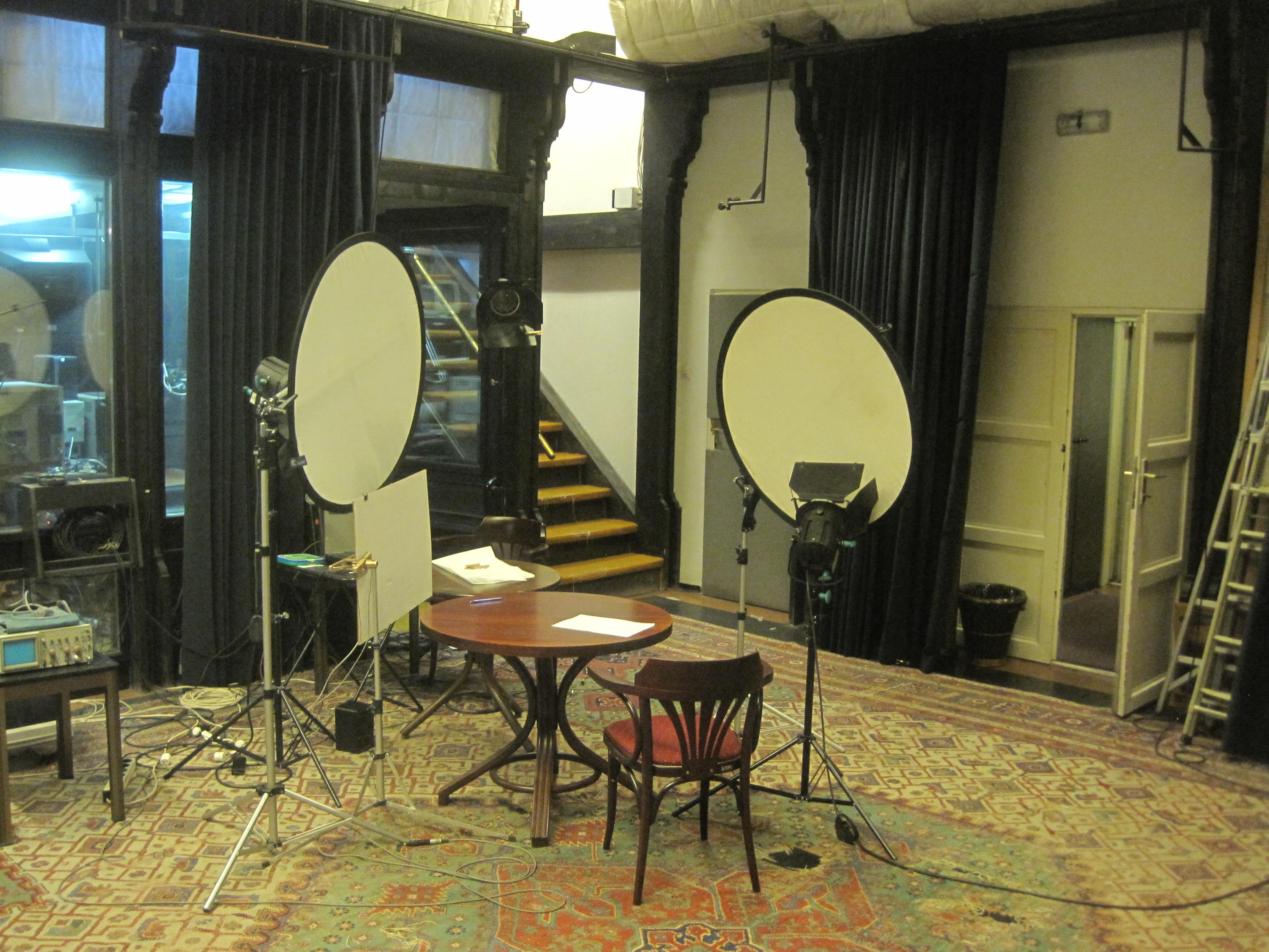 Studio Interior, 2017