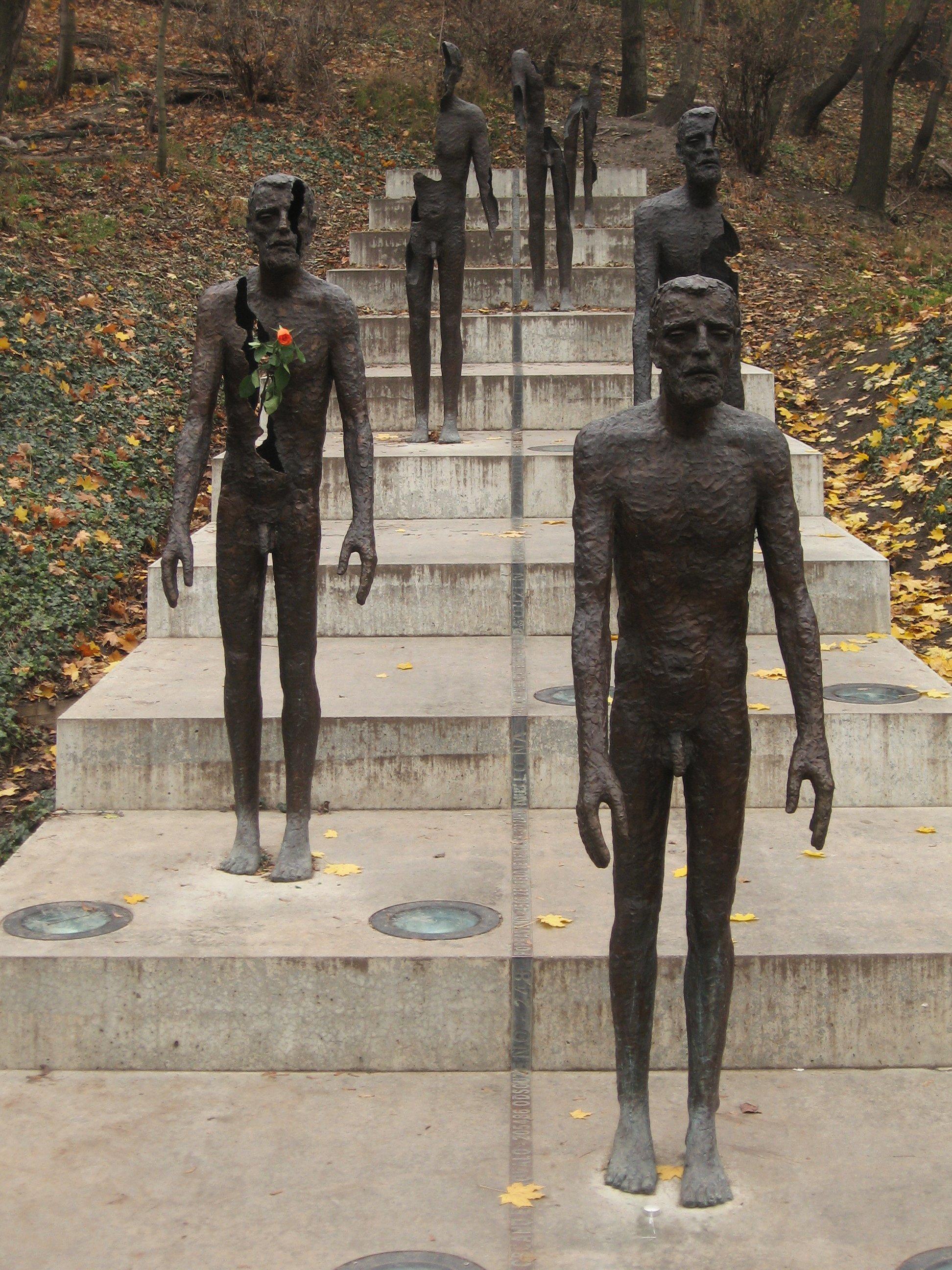 Olbram Zoubek: Pomník obětem komunismu, Praha